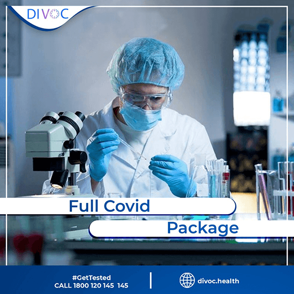 Divoc Full Covid Package